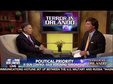 Dan Gross vs Tucker Carlson on Guns and Lists