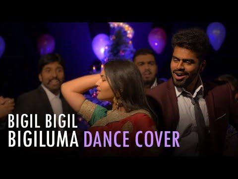 Bigil - Bigil Bigil Bigiluma (DANCE COVER)   Vijay, Nayanthara   A.R Rahman   Atlee