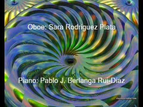Hindemith - Sonata oboe & piano - Sara Rodriguez