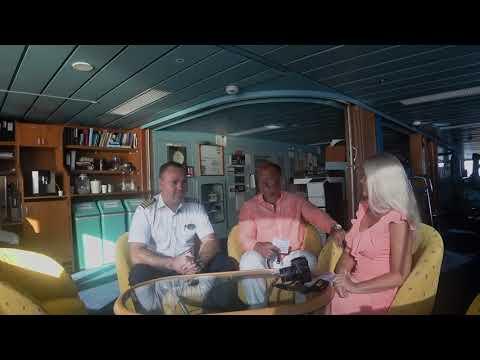 Клуб «INCRUISES»  Интервью с Staff Captain  Алексеем Карташовым   24 22 мин