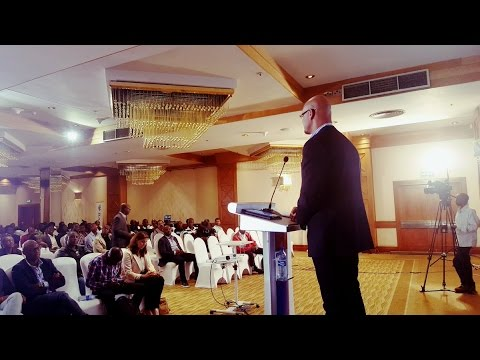 #Mindspeak Presentation with Jeremy Awori CEO/MD Barclays Ba