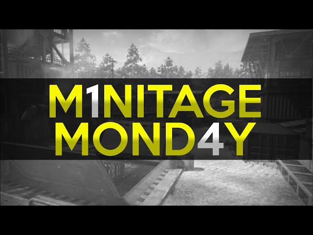 Minitage Monday #14 | Radiation | By xAMK Epic