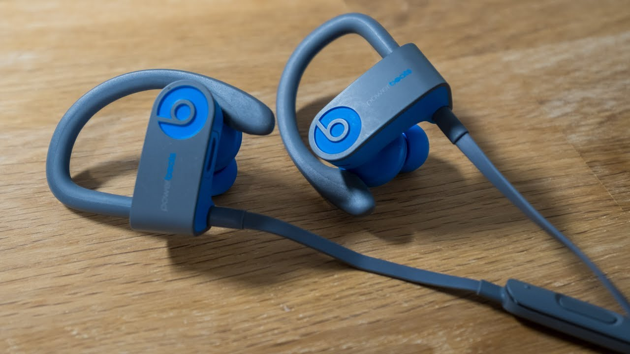 Beats By Dr Dre Powerbeats 3 Wireless Sportkopfhorer Test Erfahrungsbericht Youtube
