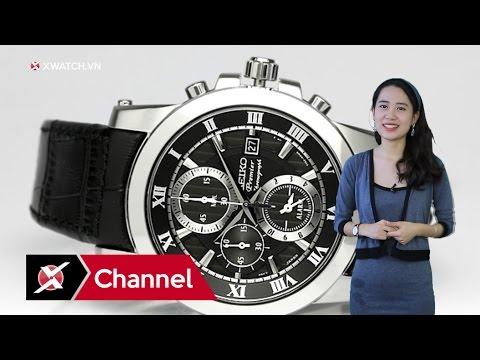Top 5 đồng hồ Seiko làm mưa làm gió trên thị trường năm 2016