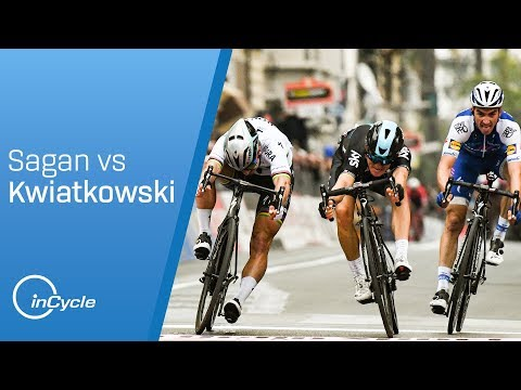 How the Race was won, Milan-San Remo