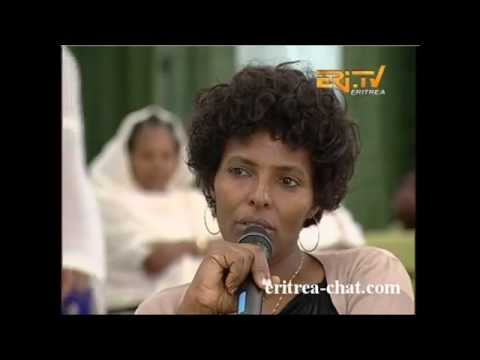 Eritrean Merhaba Interview with Bisrat About Her Martyr Father Andeberhan   Part 3