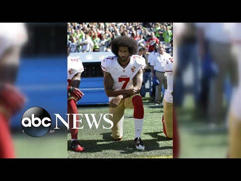 Kaepernick's attorney talks countrys monumental problem with race