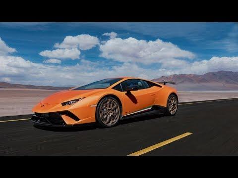 Supercar, Auto da sogno: Lamborghini Huracan