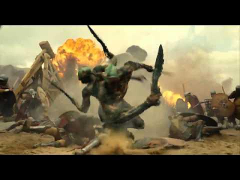 Атака Титанов . Фильм первый : Жестокий мир ( обзор ) vol.1