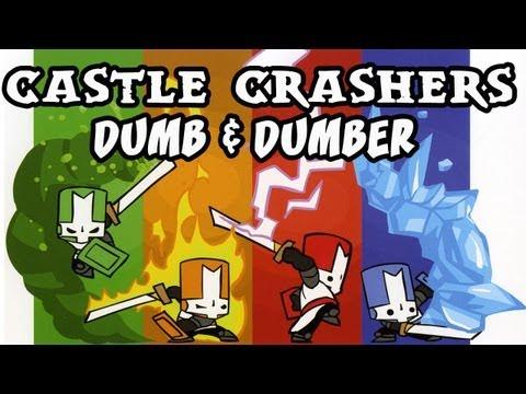 Castle Crashers | Dumb and Dumber