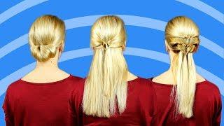 9 acconciature veloci per chi ha i capelli fini.