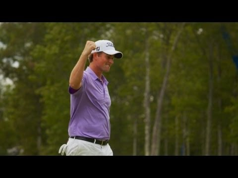Webb Simpson Golf Feature