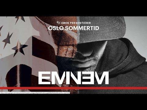 Смотреть EMINEM концерт в Oslo/Norway. Как это было. Eminem live in Oslo онлайн