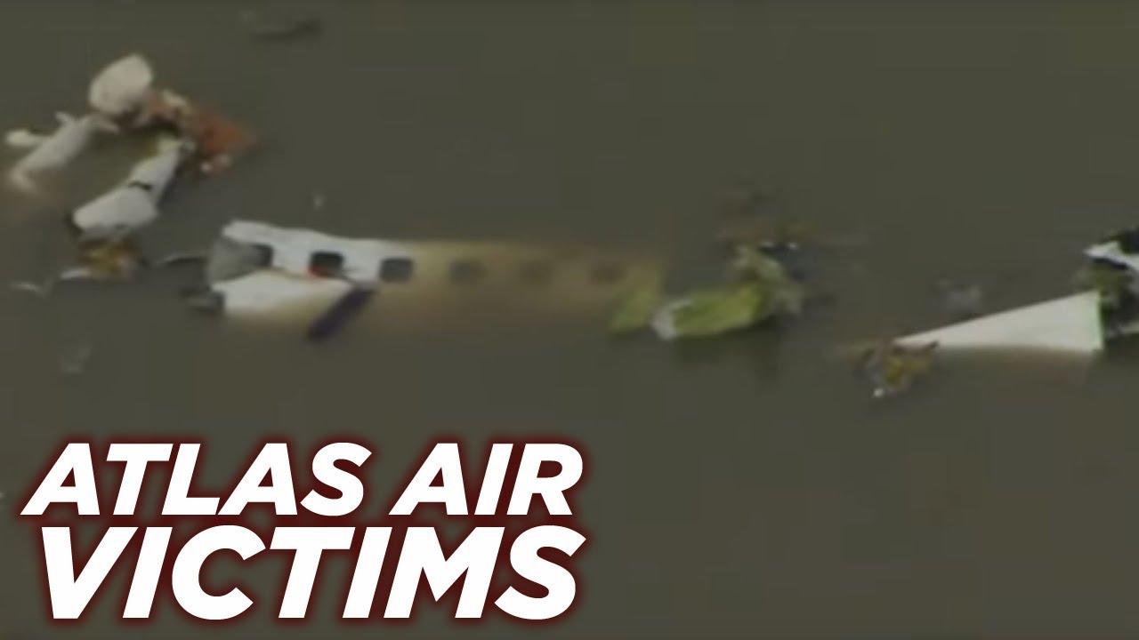 Atlas Air Plane Crash Victims Names Released