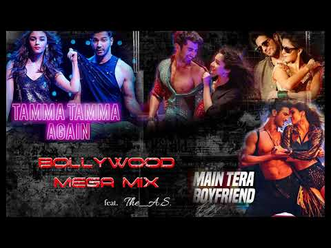 Bollywood Mega Mix   Swag Se Swagat 2018