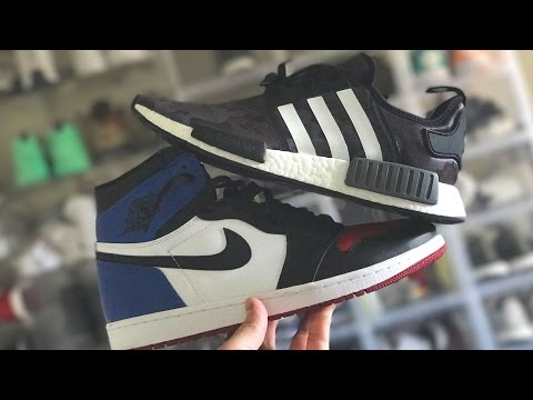 QIAS OMARS ENTIRE SNEAKER COLLECTION! (JAN 2017)