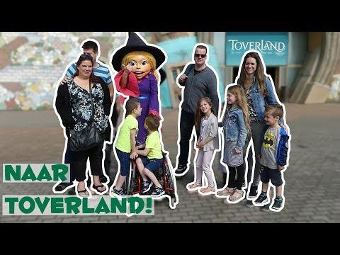 MET KOETLIFE NAAR TOVERLAND !! - Broer en Zus TV #156