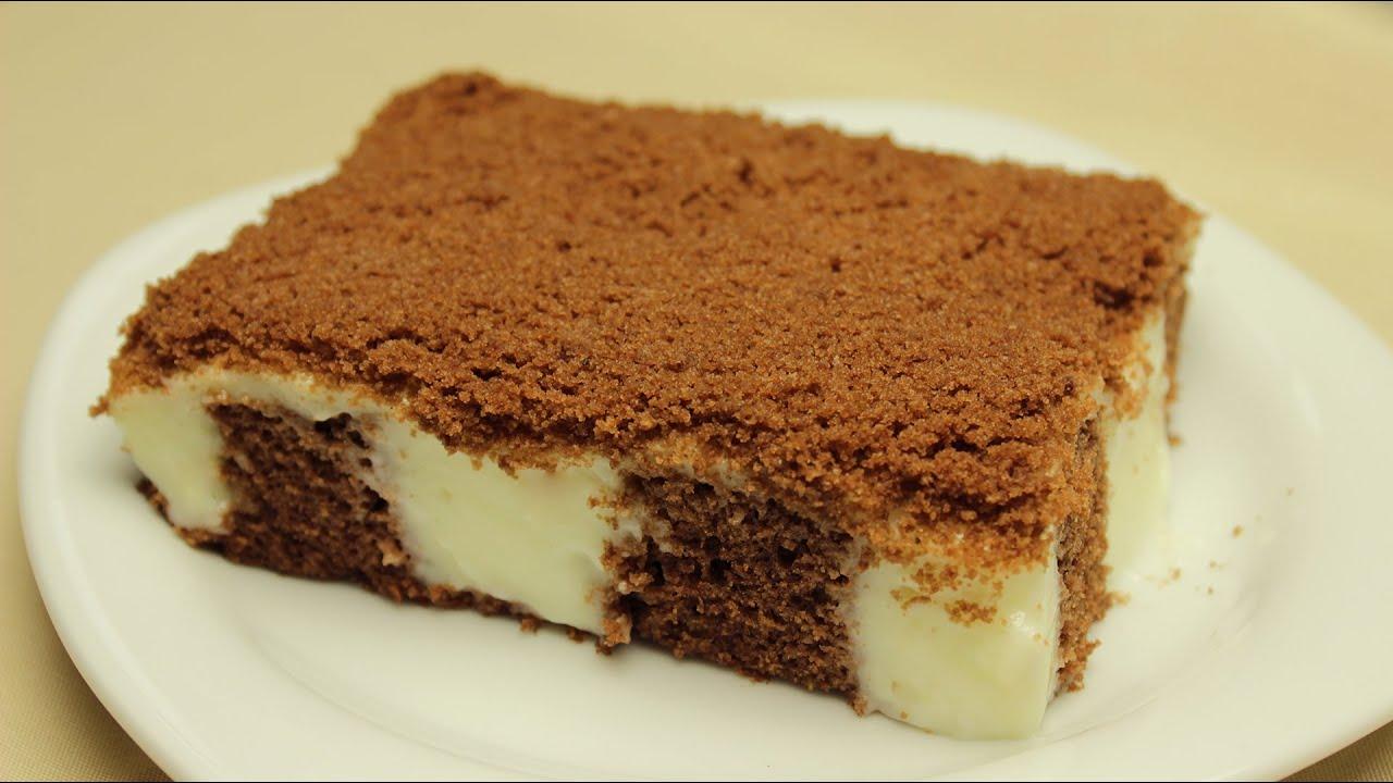Poke Cake Recette Chocolat