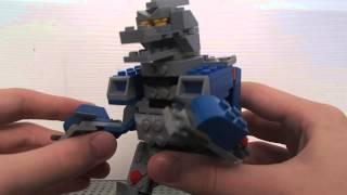LEGO creation: Mechagodzilla 3 (Kiryu)