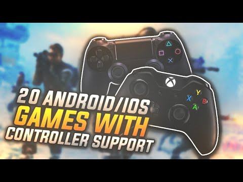 20 Android/IOS Games With Controller Support!