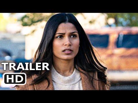 INTRUSION Trailer (2021) Freida Pinto, Logan Marshall-Green