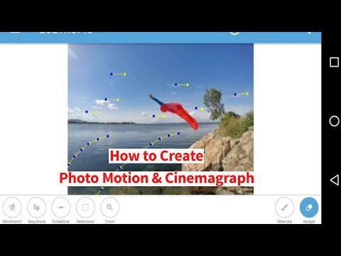 How To Create Motion Picture With Song In Android | Moving Photos For Instagram And Whatsapp Status