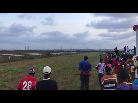 Best thoroughbred horse race in Ghana