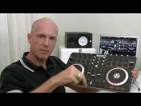 How to optimise Numark Mixtrack Pro II for scratching on Traktor, Serato DJ and Virtual DJ