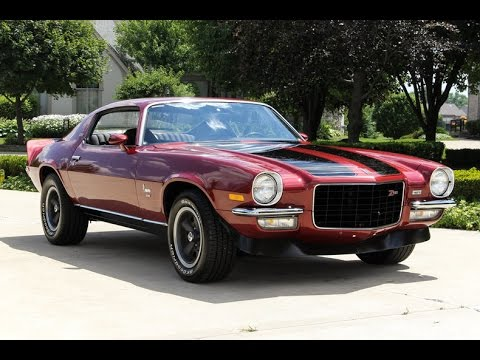 1973 chevrolet camaro z28 for sale youtube. Black Bedroom Furniture Sets. Home Design Ideas