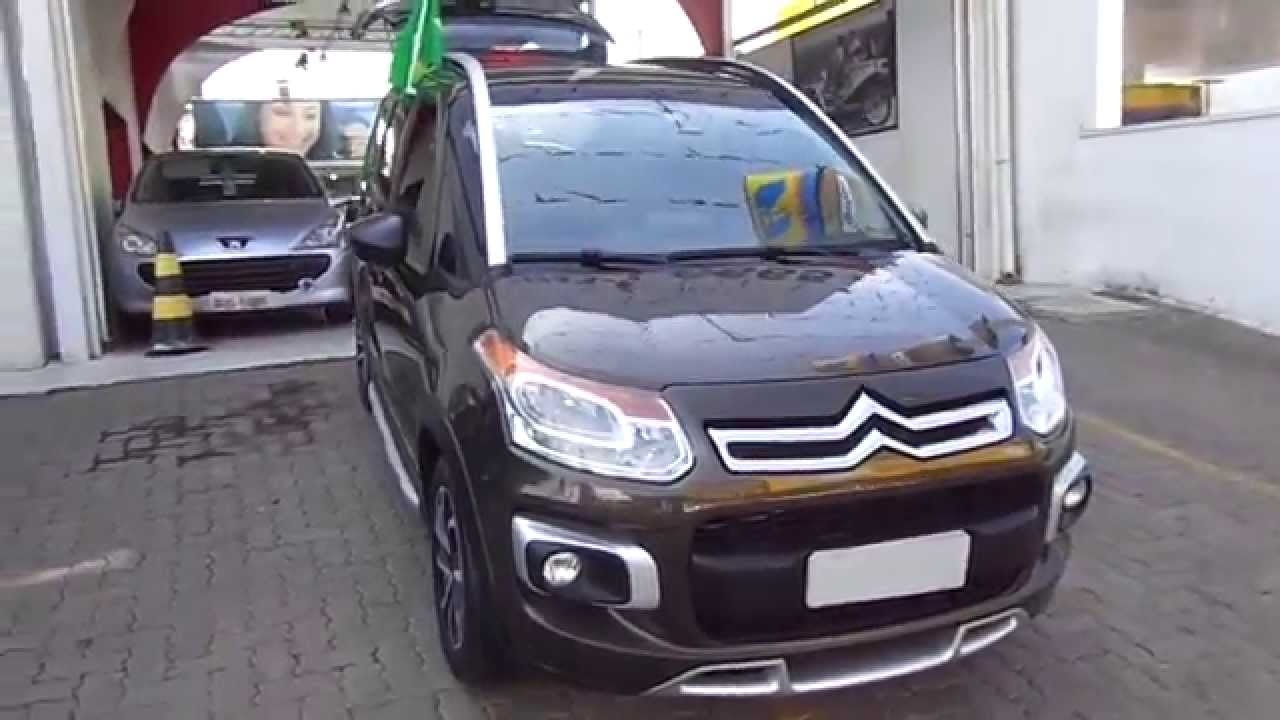 Citroen Aircross Glx 1 6 16v  Flex  2011