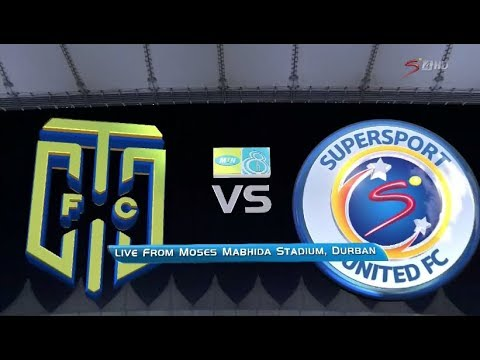 2017 MTN8 Final: Cape Town City FC vs SuperSport United