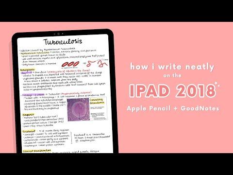 how-i-write-neatly-on-the-ipad-(goodnotes-+-apple-pencil)-✏️