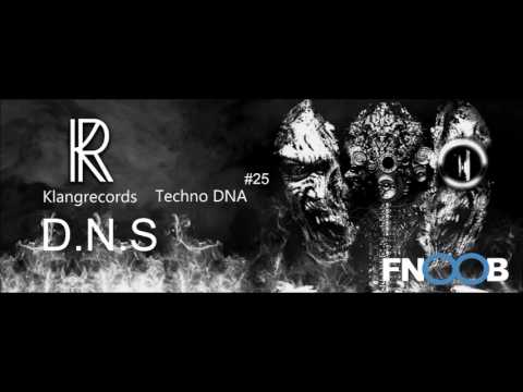 Techno DNA by Klangrecords #25 - D.N.S (FNOOB Techno Radio)