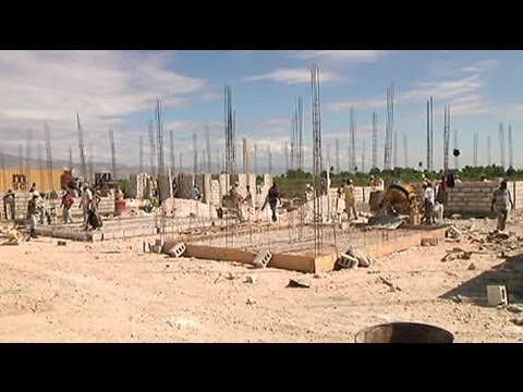 Haitian anger at slow pace of post-quake reconstruction