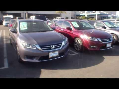 2014 Honda Accord LX or EX vs comparison