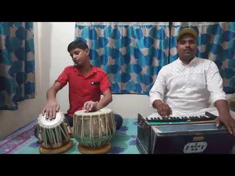 Var De Veena Vadini Cover by Manoj Mishra and Shivansh Mishra