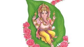 Sri Ganesha Sahasranama |  N.S Prakash rao & Ramanan | Sri Ganesh Stothram | Sanskrit Devotional