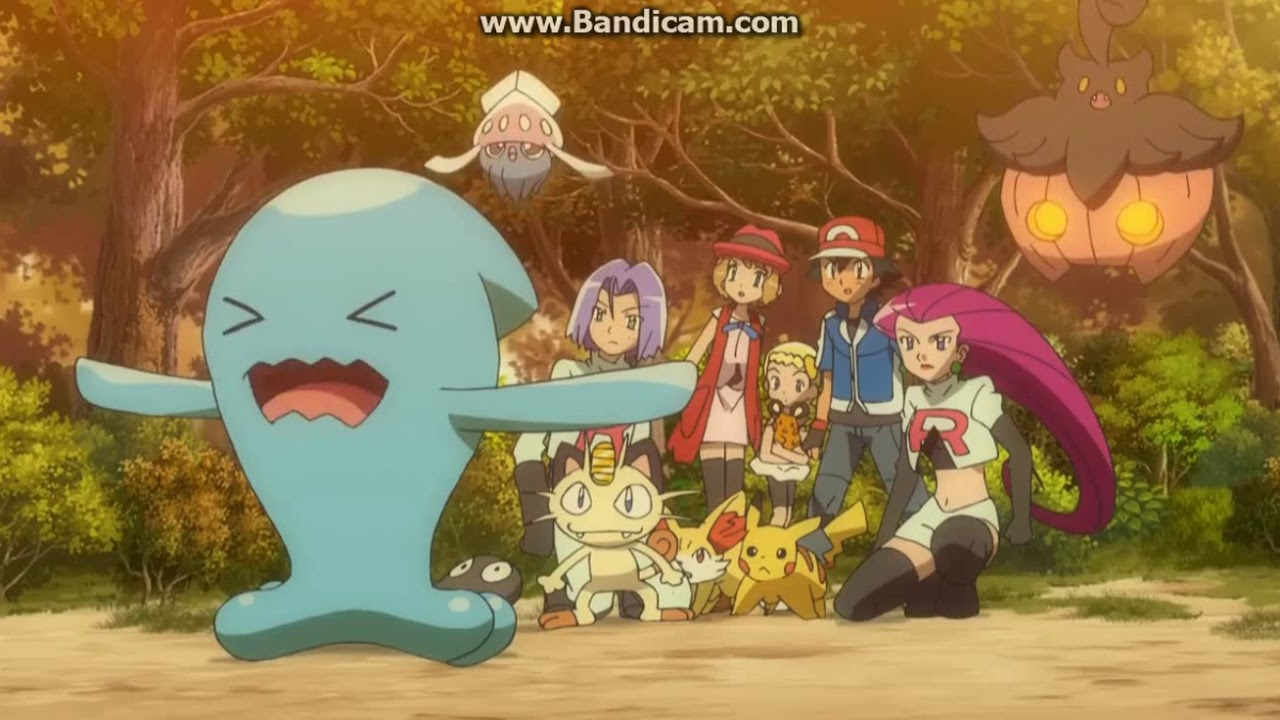 trích đoạn nhóm satoshi và đội hỏa tiễn. fan pokemon