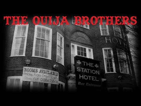 STATION HOTEL ROOM 214 | UK's Most Haunted