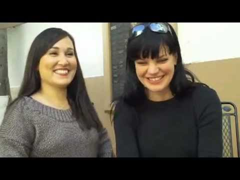 'NCIS': Pauley Perrette and Meredith Eaton talk friendship and lab work
