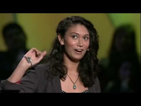"Sarah Kay Spoken Word Poem ""B"" Given at TED 2011 (Complete)"