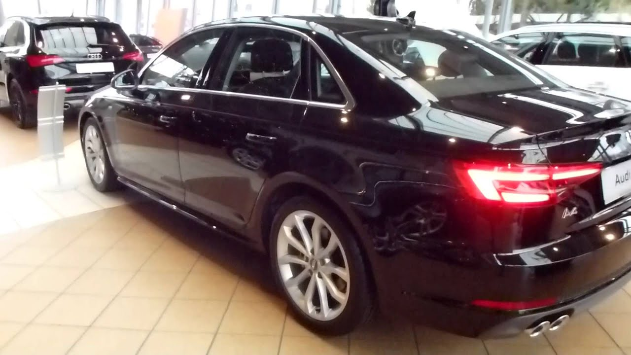 2016 audi a4 39 39 sport 39 39 39 39 s line 39 39 2 0 tdi 150 hp 215 km h 133 mph see also playlist youtube. Black Bedroom Furniture Sets. Home Design Ideas