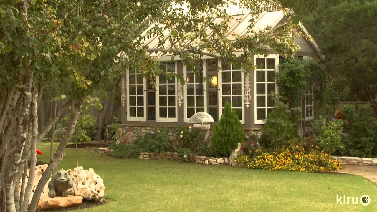 Funky fun beautiful garden|Dani & Gary Moss|Central Texas Gardener ...