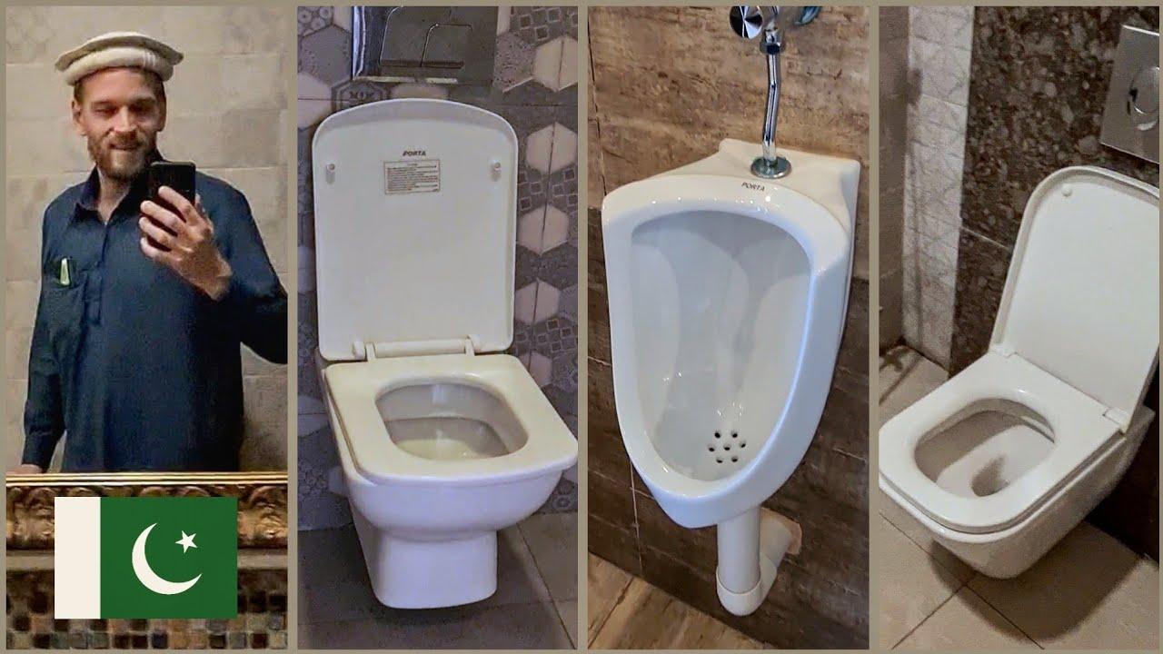 Pakistan's Unbelievable VIP Toilets! (& Petrol Station Tour) 🚽💩