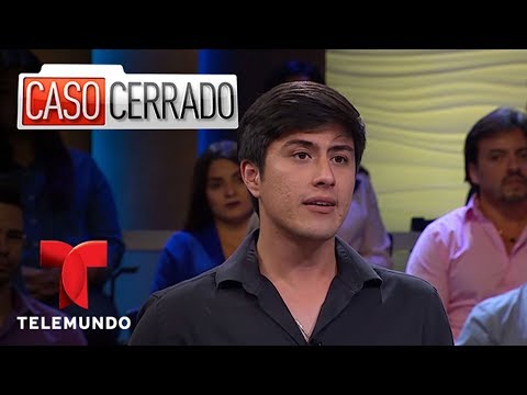 Caso Cerrado | Man Goes To Bed Straight And Wakes Up Gay👱😴👬😱 | Telemundo English