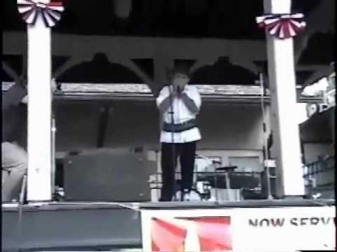 Allan Hatten West Virginia Harmonica  Competition 2012