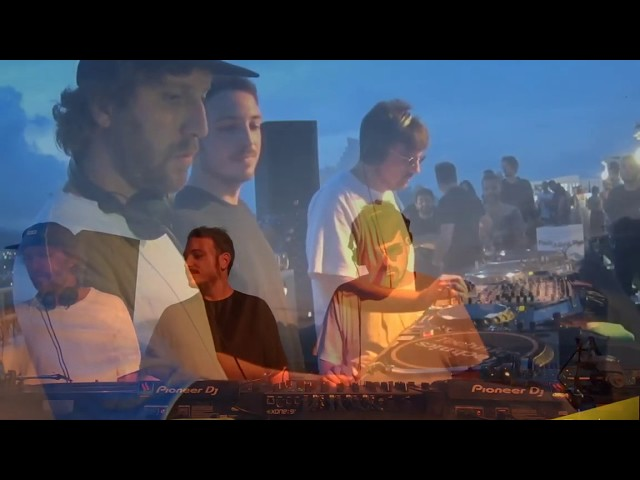 Live Set_ Agents Of Time @ Closing Hola Ibiza 19.09.2019