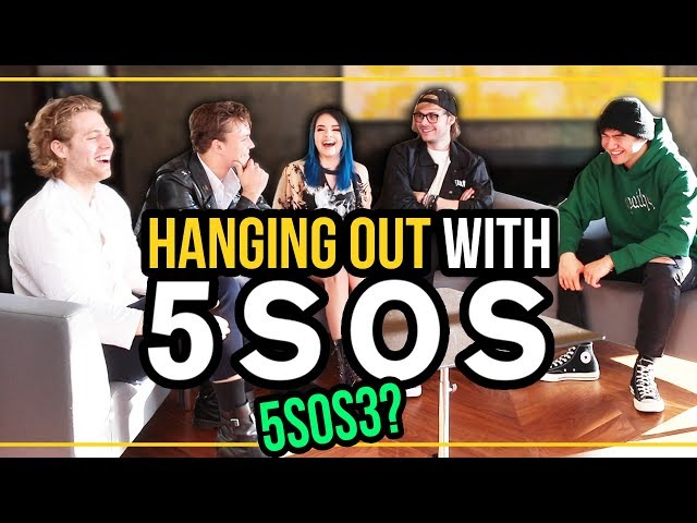 Reverse Song Challenge With 5 Seconds Of Summer 5sos Talk New