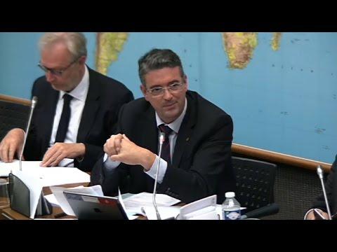 Yannick Moreau - Commission du développement durable - Economie bleue - PPL