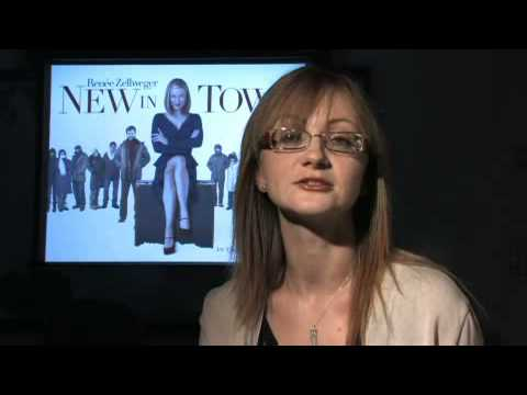 washington times movie review new in town youtube